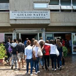 Scuola, primi risultati degli scrutini  «Sarpi» e «Natta» come nel 2013