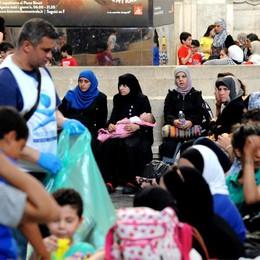 I siriani sull'autostrada A4  l'Iraq e il dramma in casa