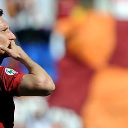 Il brasiliano traditore che tifa Italia  E che chiamerà il figlio Francesco Totti