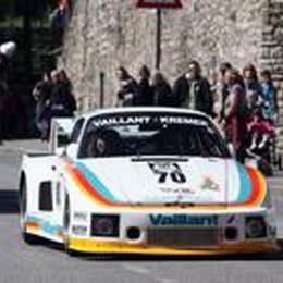 Historic Gran Prix  Bolidi il 15 a Bergamo