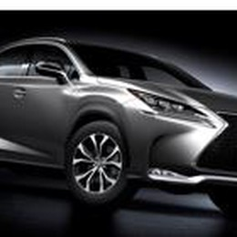 Lexus NX Hybrid  Il Suv da città