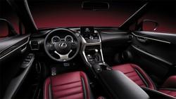 L'NX Full Hybrid di Lexus