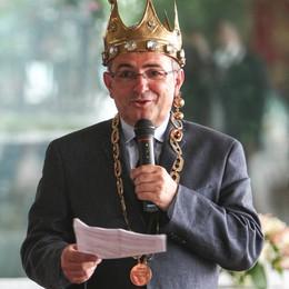 Ecco il nuovo duca di piazza Pontida «Apertura verso i giovani del borgo»