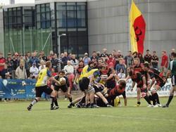 Rugby Bergamo, una vittoria storica