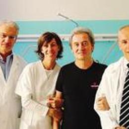 In fin di vita per l'influenza H1N1  Medico albanese salvato a Bergamo