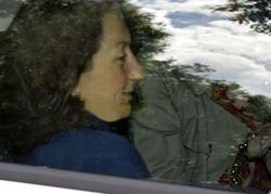 L'arrivo del pm Ruggeri in carcere