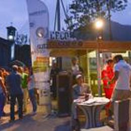 L'Eco café torna nelle piazze  Dal 4 luglio si dialoga con i lettori