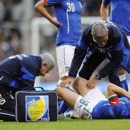 Montolivo, frattura alla gamba Niente Mondiali per il bergamasco