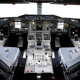 A Pedrengo si pilota il Boeing  Apre il centro di simulazione di volo