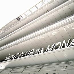 Apre la lounge «Riva Aquarama»  Vernissage con Alberto di Monaco