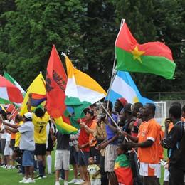 Bergamondo, finale a Zanica  In campo Senegal e Costa d'Avorio