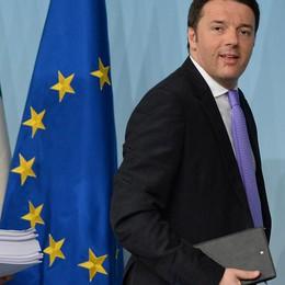 Sul pullman di Renzi