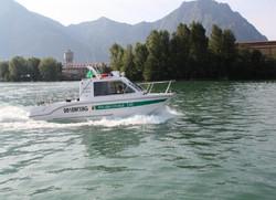 Monitoraggio del lago d'Iseo