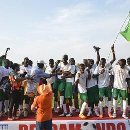 I leoni di Dakar sbranano tutti  Il Senegal fa 5 a Bergamondo
