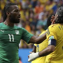 Samba per Didier, cuore do Brasil  Drogba conquista il popolo verdeoro