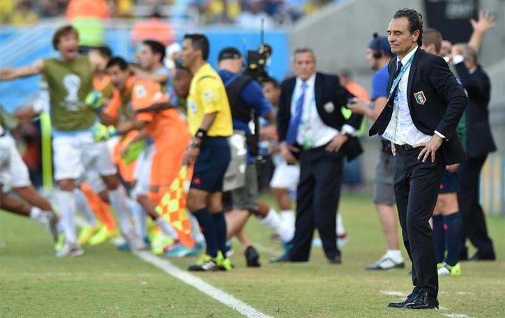 Prandelli si dimette dopo la sconfitta  «Io responsabile del progetto tecnico»