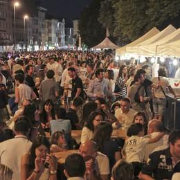 «Vivi Bergamo il giovedì»  Nubi nere minacciano l'apertura