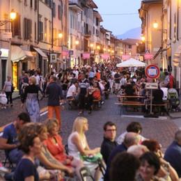 Borgo Santa Caterina cala il poker  Dal 4 luglio i venerdì della movida