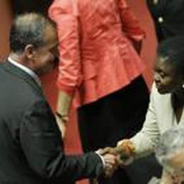 Calderoli la paragonò a un orango  La Kyenge testimonierà contro di lui