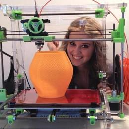 Le stampanti 3D  entrano anche in casa