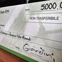 Maratona benefica di tennis:  5 mila euro all'Associazione Mamoli