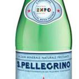 S. Pellegrino protagonista di Expo  Pronta una bottiglia special edition