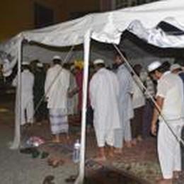 L'ipotesi per il via del Ramadan:  tutti i  musulmani alla Celadina