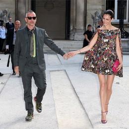 Marica ed Eros, fuga a Parigi Luna di miele con un tocco fashion