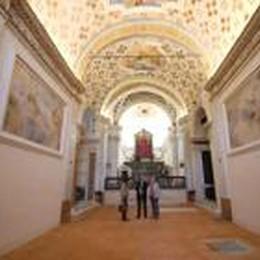Musica nell'antica chiesa di Astino  Il tempio riapre dopo anni di lavoro