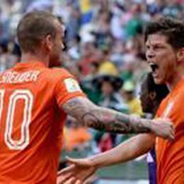 L'Olanda salva il calcio europeo  Sotto all'88', piega il Messico al 94'