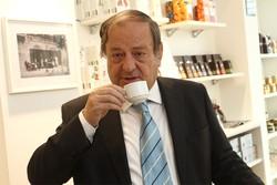 Il sindaco Franco Tentorio