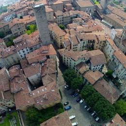 Audio e sagome speciali in Città Alta Bergamo sotterranea, effetti speciali