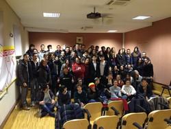 Foto di gruppo della Cps