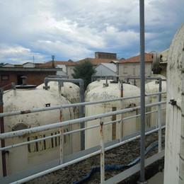 Ex Linificio di Fara d'Adda  «Nessun rischio per la salute»
