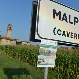 Malpaga, raduno delle famiglie  Così il borgo torna al passato