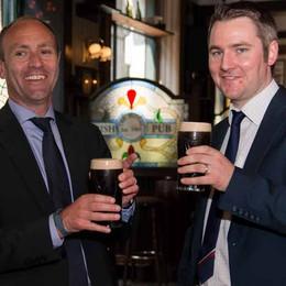 Ryanair fa la turista a Bergamo Jacobs brinda con una Guinness
