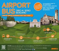 Airport airbus, il tragitto