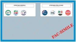 La scheda elettorale per il Comune di Seriate