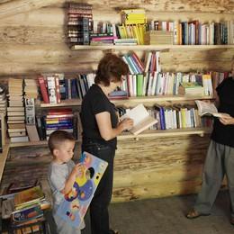 Casette dei libri a Songavazzo Annullata la presentazione