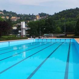 Piscine Italcementi «mondiali»  la nuova vasca olimpionica esterna