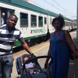 I genitori della bimba nigeriana  «Vogliamo essere risarciti»