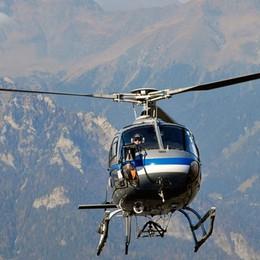 L'elicottero dei pontefici  diventa taxi Orio-Foppolo