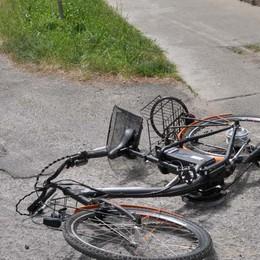 Tempo estivo, tutti in bicicletta  Cadute e investimenti a raffica