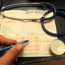 Ticket sanitari, che salasso  Pagato il 25% in più in tre anni