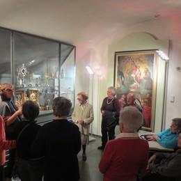 L'Alzheimer e un progetto per la vita  Quando il museo diventa terapia