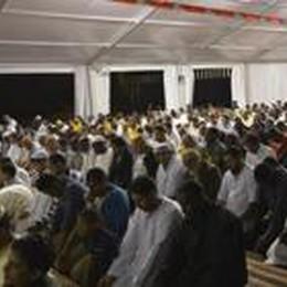 Ramadan, nessuna tensione  Gli islamici tutti alla Celadina