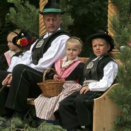 Antichi riti e tradizioni  nelle Valli bolzanine