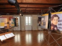 Una delle sale della casa natale di Gaetano Donizetti
