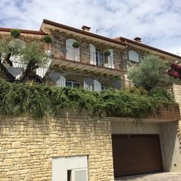 Bossetti e il cantiere a Palazzago  «C'erano altri quattro muratori»