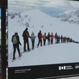 Un viaggio tra le montagne Le foto di Orobie in mostra